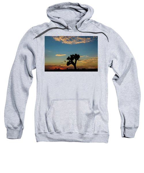 Joshua Sunset Sweatshirt