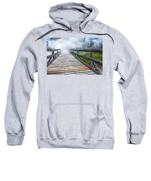 Journey Into The Unknown Sweatshirt