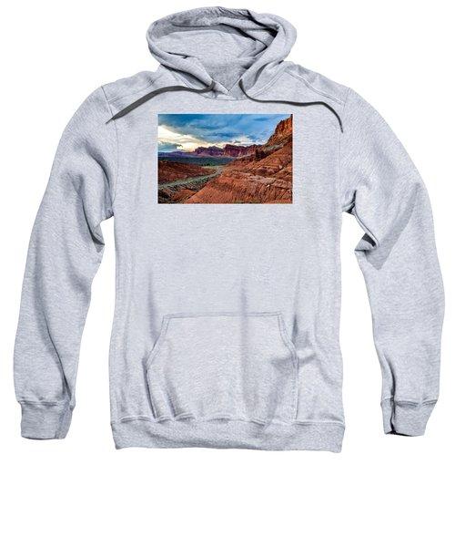 Journey Through Capitol Reef Sweatshirt