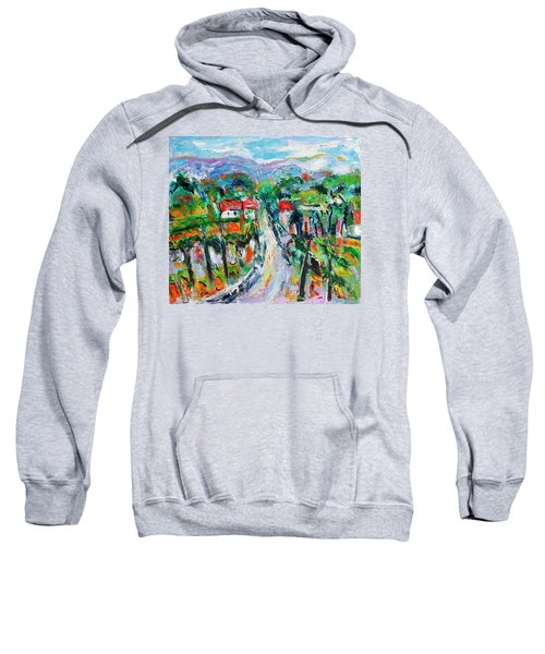 Journey Through The Vines Sweatshirt