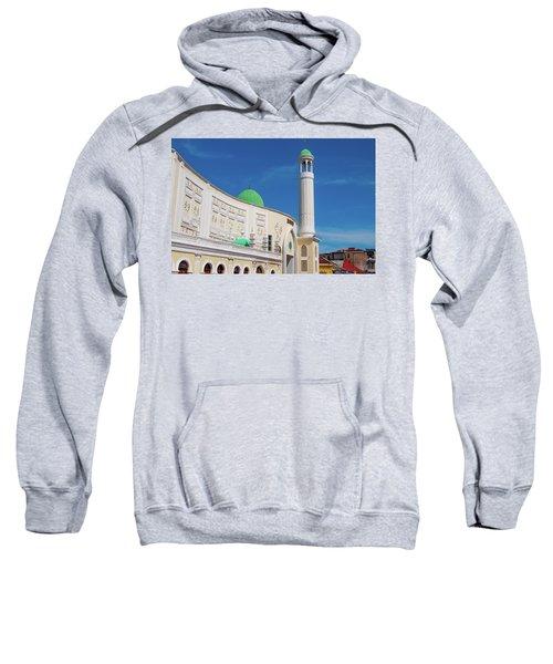 Jumma Mosque Wide Sweatshirt