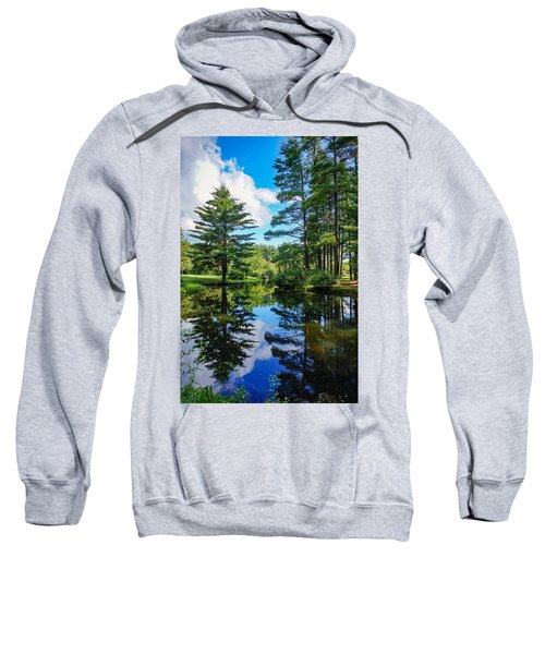 June Day At The Park Sweatshirt