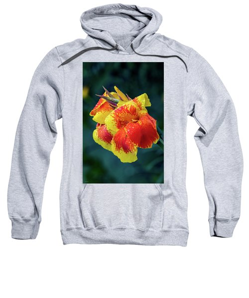 Jungle Flowers Sweatshirt