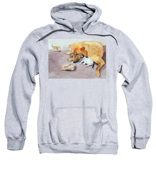 Junior And Amira Sweatshirt