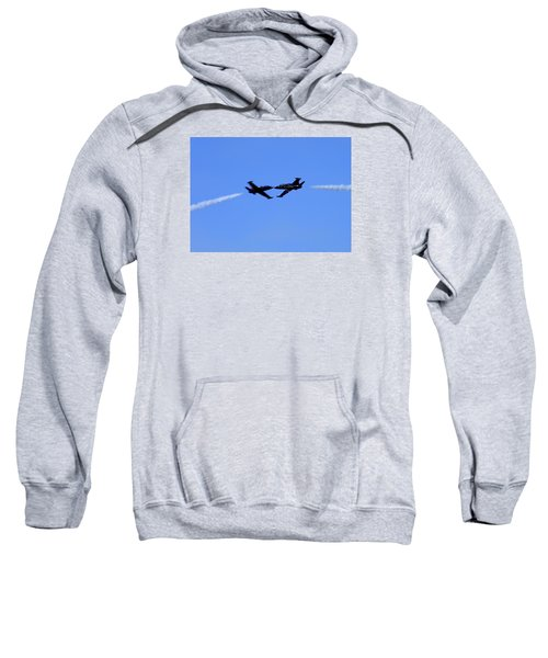 Just A Kiss Sweatshirt