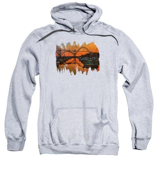 Just After Sunset  Sweatshirt