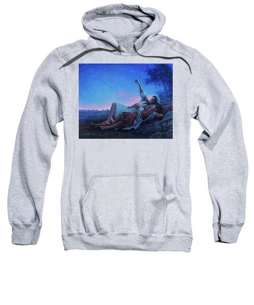 Just For A Moment Sweatshirt