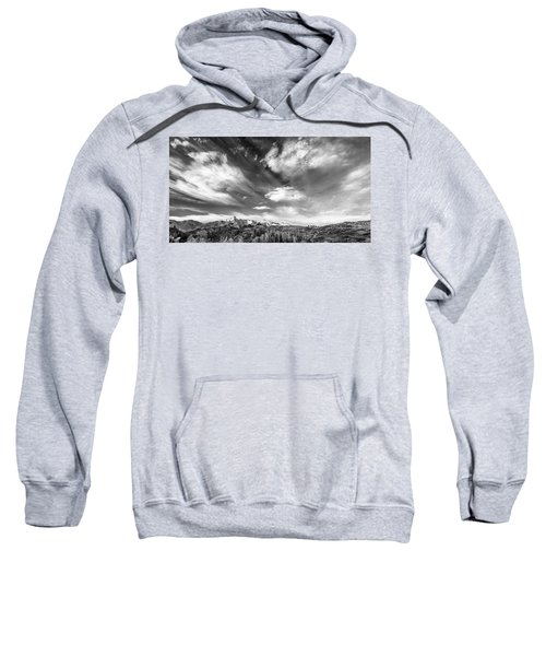 Just The Clouds Sweatshirt