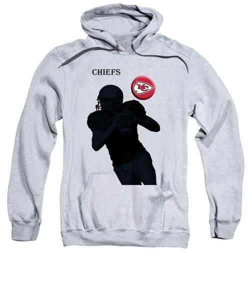Kansas City Chiefs Football Sweatshirt