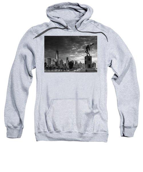 Katyn New World Trade Center In New York Sweatshirt