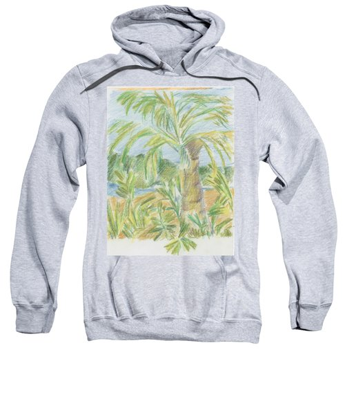 Kauai Palms Sweatshirt