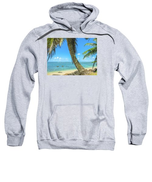 Kauai Tropical Beach Sweatshirt