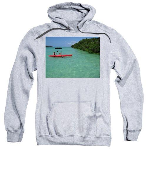 Kayaking Perfection 2 Sweatshirt