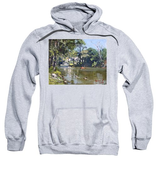 Kayaking Sweatshirt