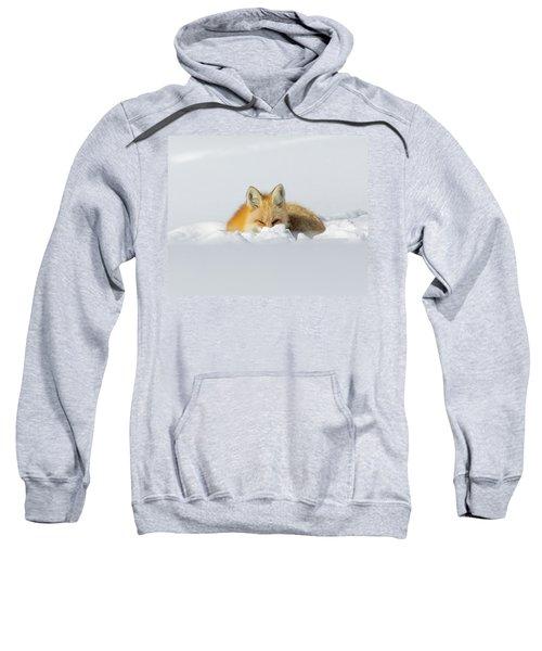 Snow Hide Sweatshirt