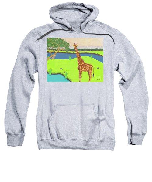 Keeping A Lookout Sweatshirt