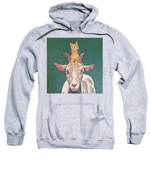 Keira The Kitten Sweatshirt