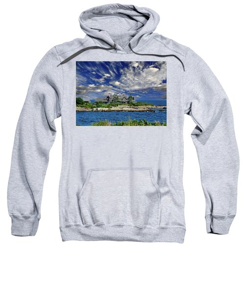 Kennebunkport, Maine - Walker's Point Sweatshirt