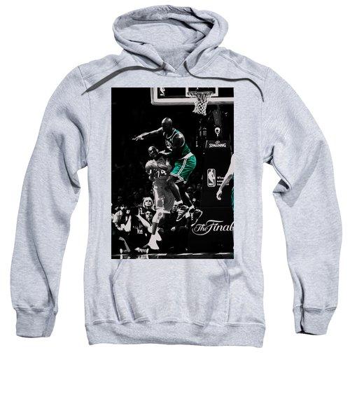 Kevin Garnett Not In Here Sweatshirt by Brian Reaves