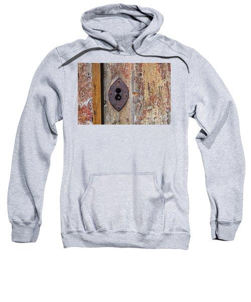 Key Hole Sweatshirt