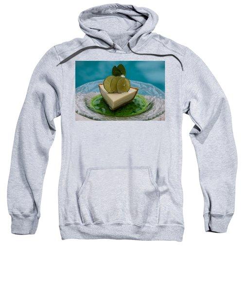 Key Lime Pie 25 Sweatshirt