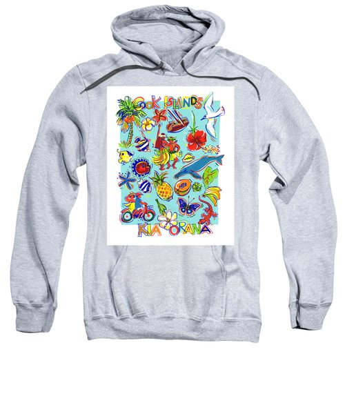 Kia Orana Cook Islands Sweatshirt