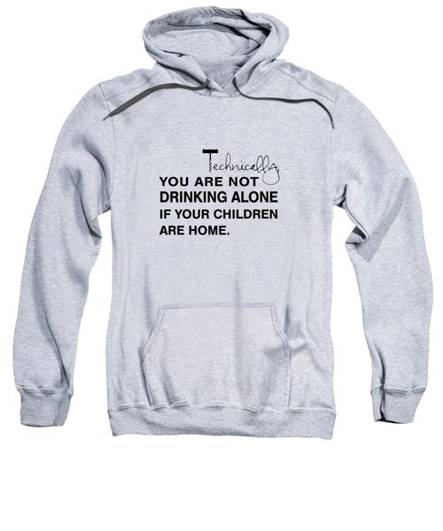 Kids Are Home Sweatshirt