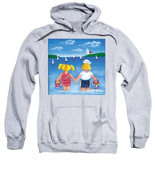 Kids In Door County Sweatshirt