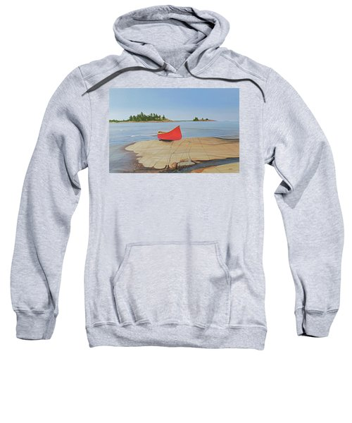 Killarney Canoe Sweatshirt