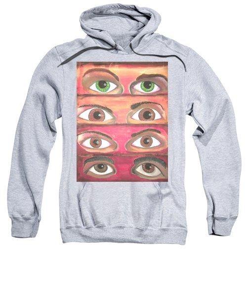 Killer Eyes Sweatshirt