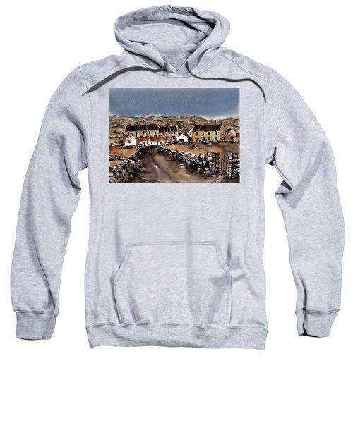 Kilmurvey Inishmore Aran Sweatshirt