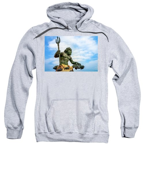 King Neptune Sweatshirt