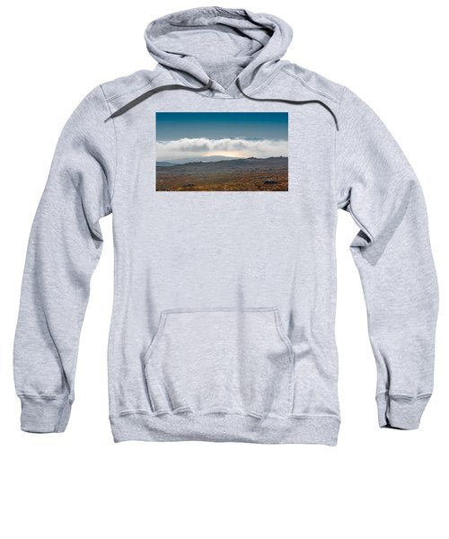 Sweatshirt featuring the photograph Kingdom In The Sky by Gary Eason