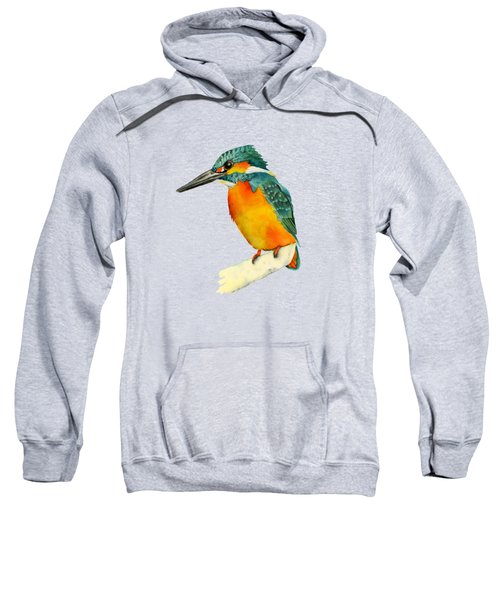 Kingfisher Bird  Sweatshirt