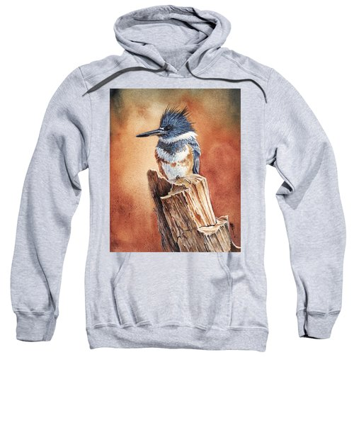 Kingfisher I Sweatshirt