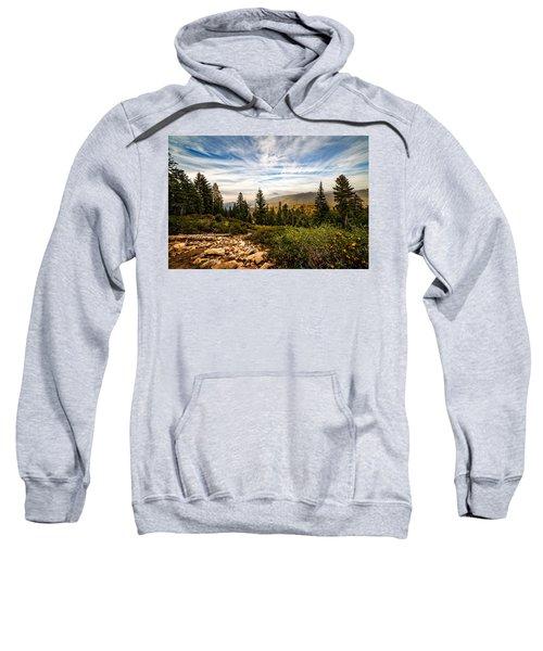 King's Canyon Crown Sweatshirt
