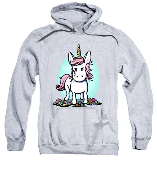 Kiniart Unicorn Sparkle Sweatshirt by Kim Niles