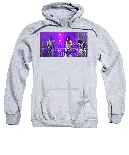 Kiss On Stage 40th Anniversary Tour Sweatshirt
