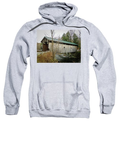 Kissing Bridge Sweatshirt