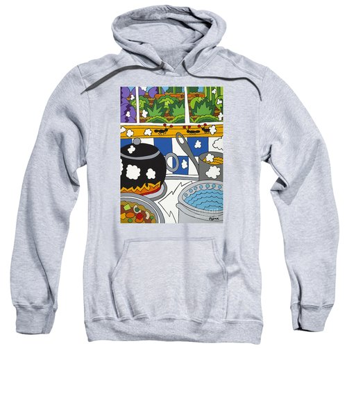 Kitchen Garden Sweatshirt