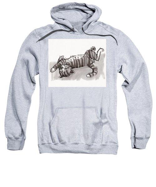 Happy Kitty Sweatshirt