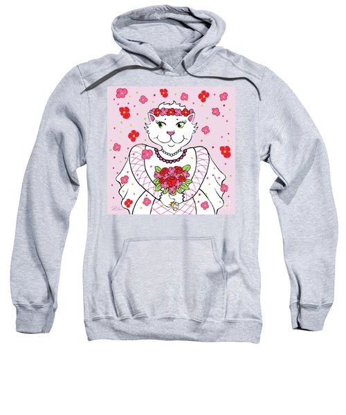 Kitty Bride Sweatshirt