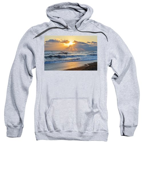 Kitty Hawk Sunrise Sweatshirt