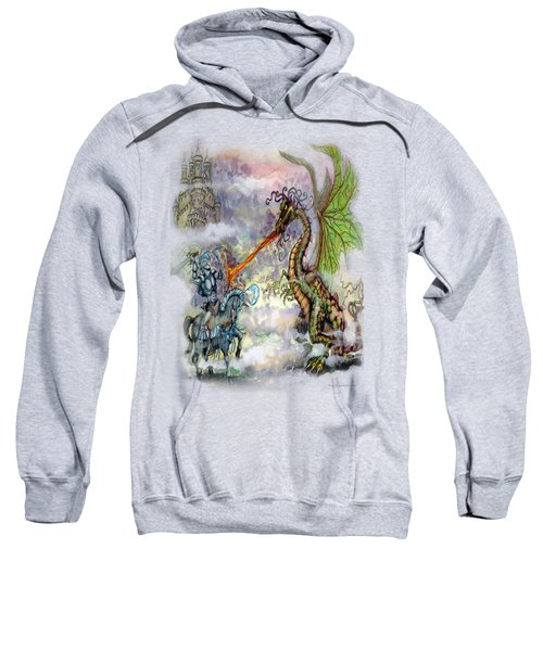 Knights N Dragons Sweatshirt