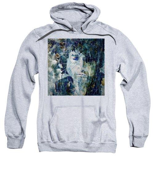 Knocking On Heaven's Door Sweatshirt by Paul Lovering