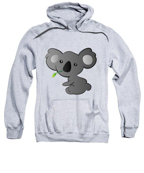 Koala Sweatshirt by Hadeel ArT