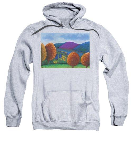 Kripalu Autumn Sweatshirt