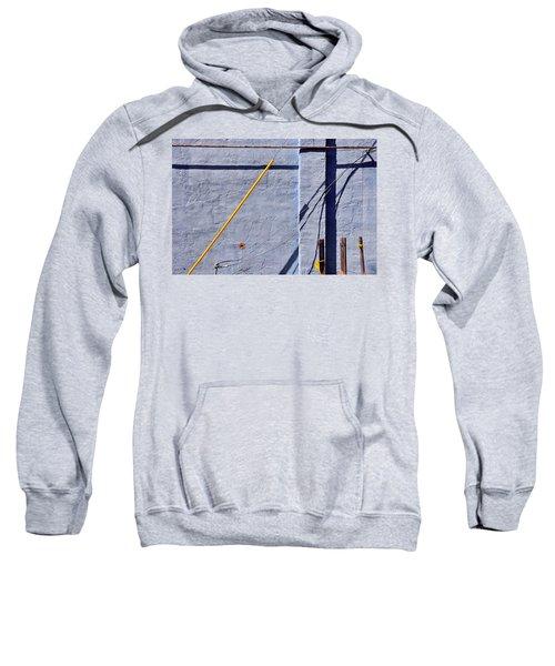 Krishna Blue Sweatshirt