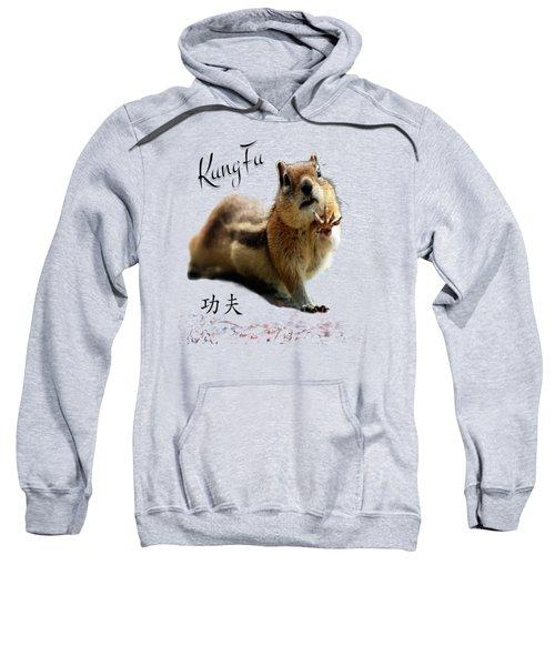 Kung Fu Chipmunk Sweatshirt