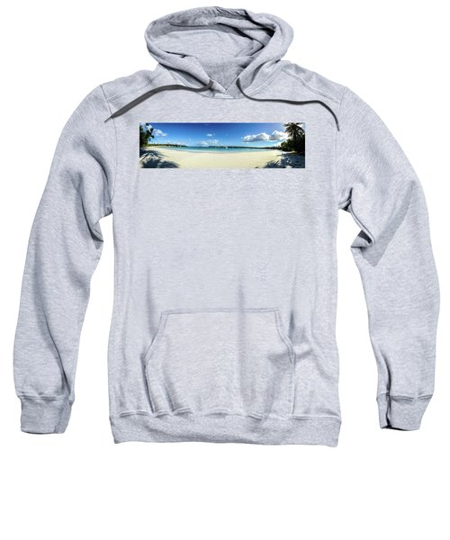 Kuto Bay Morning Pano Sweatshirt